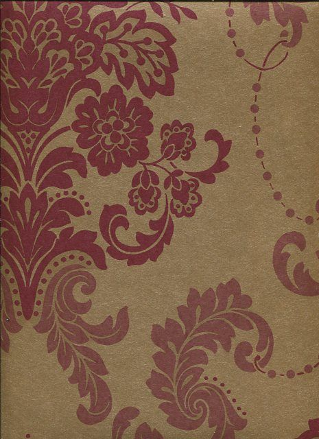 Boutique Vintage Vasari Rococo Wallpaper 952702 By Arthouse For Options