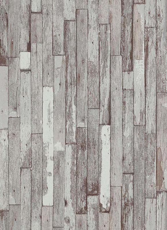 Brix Unlimited Weathered Wood Wallpaper 5937 10 By Erismann
