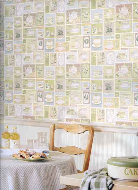 Kitchen concepts wallpaper kc28546 by galerie for Kitchen wallpaper uk