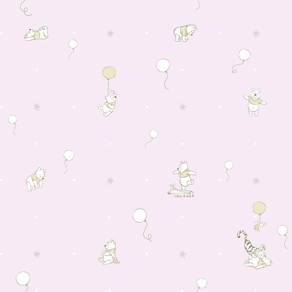 Magical Kingdom Winnie The Pooh Wallpaper Wp3021 2 By Dandino For Galerie