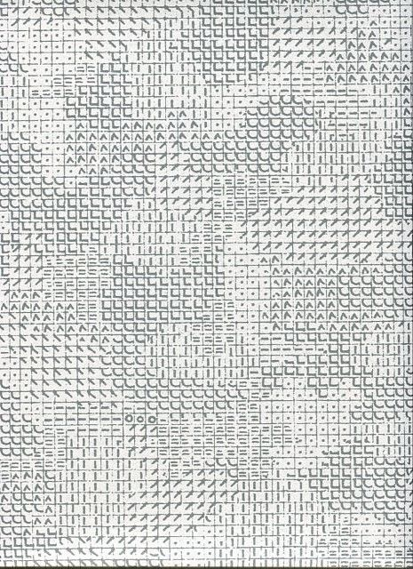 Maison Martin Margiela Wallpaper Mmm831 By Omexco For Brian Yates