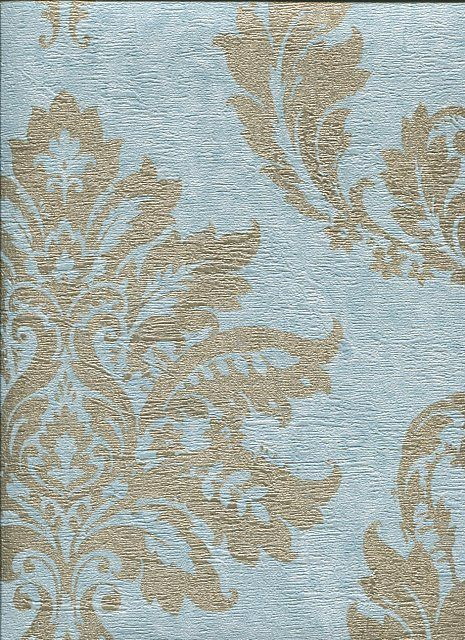 Persian Chic Wallpaper PC2507 OR PC 2507 By Grandeco For Galerie