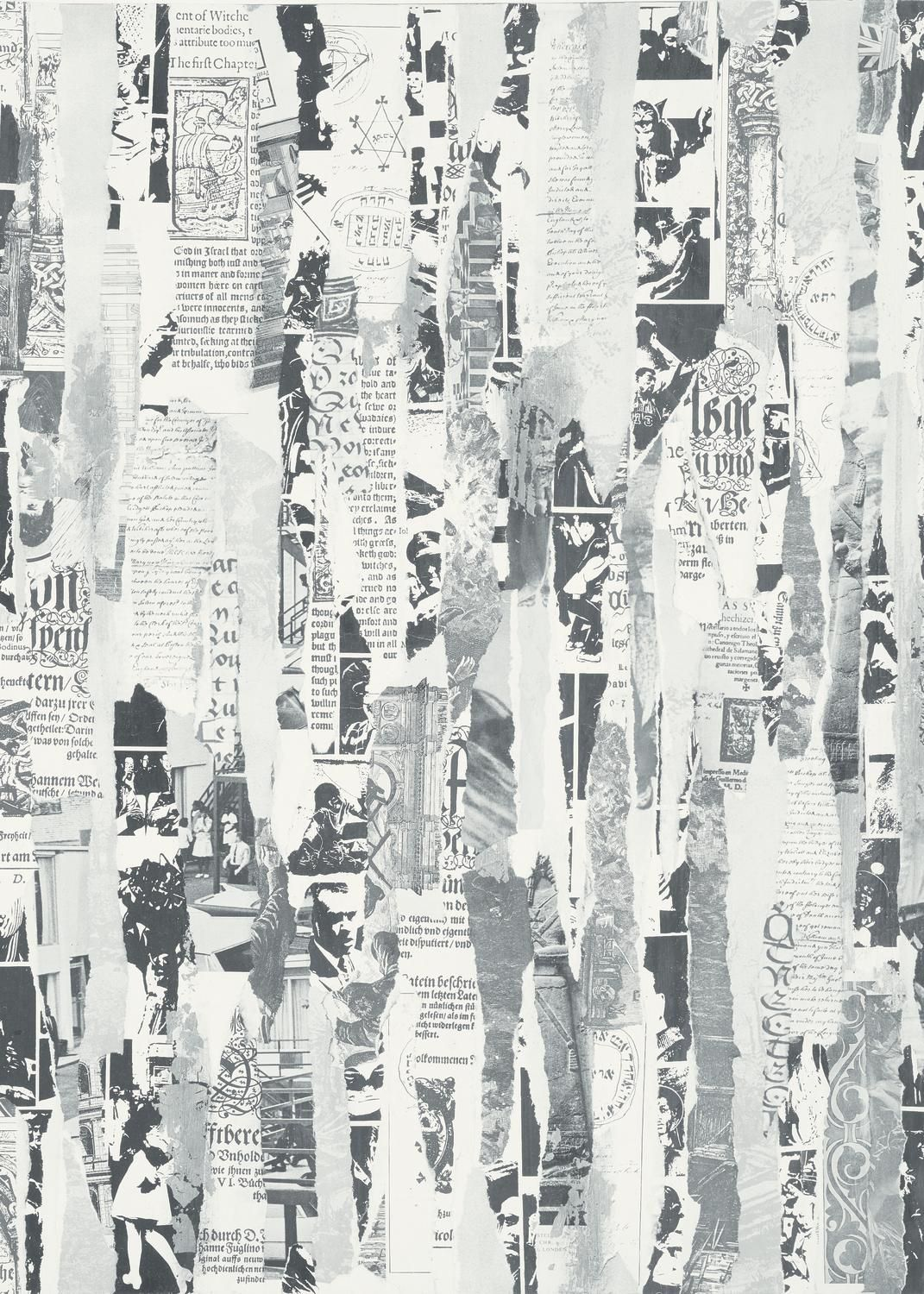 Shades Wallpaper Wall Panel Newspaper Sha 6795 90 00 Sha67959000 By