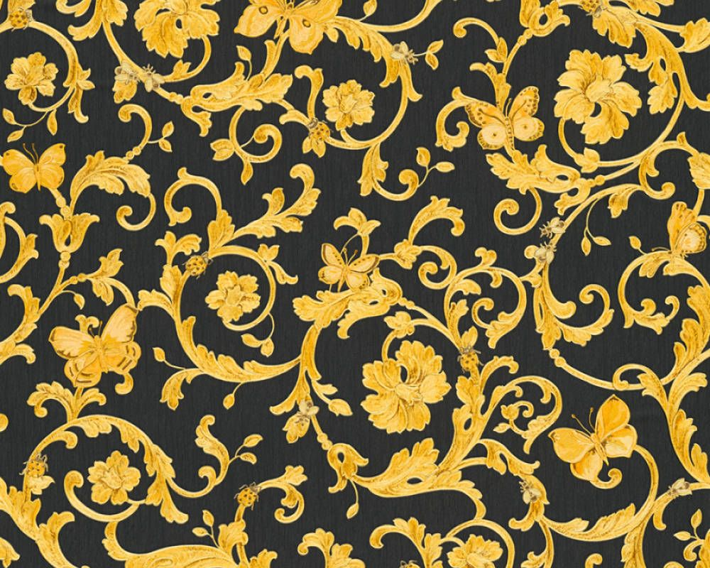 Versace Wallpaper Iii  Or  By A S Creation  P Jpg
